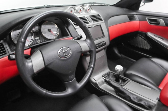 2010 Toyota Camry NASCAR Edition eBay interior