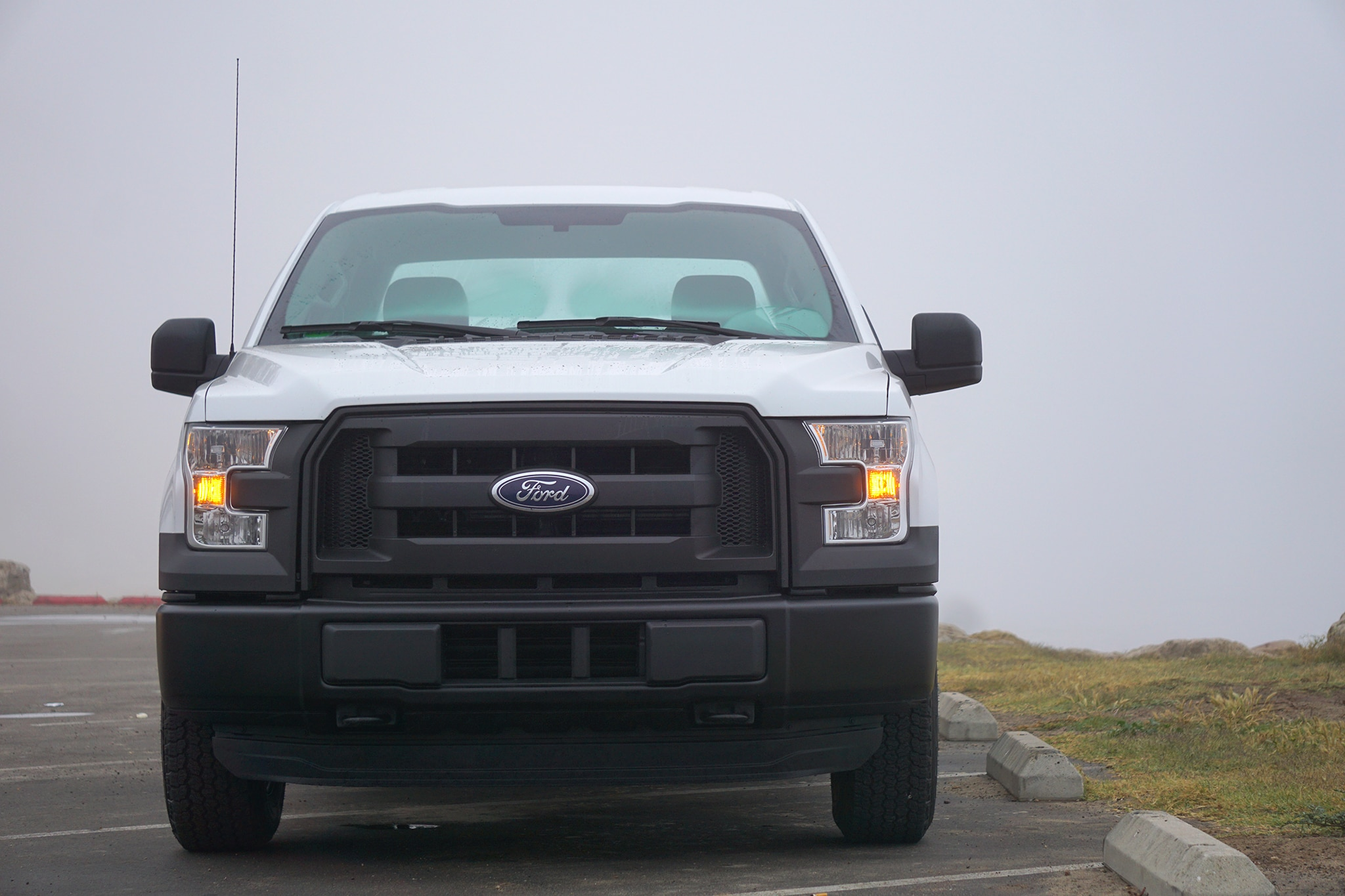 6 Door Ford Truck >> One Week With: 2016 Ford F-150 XL Review