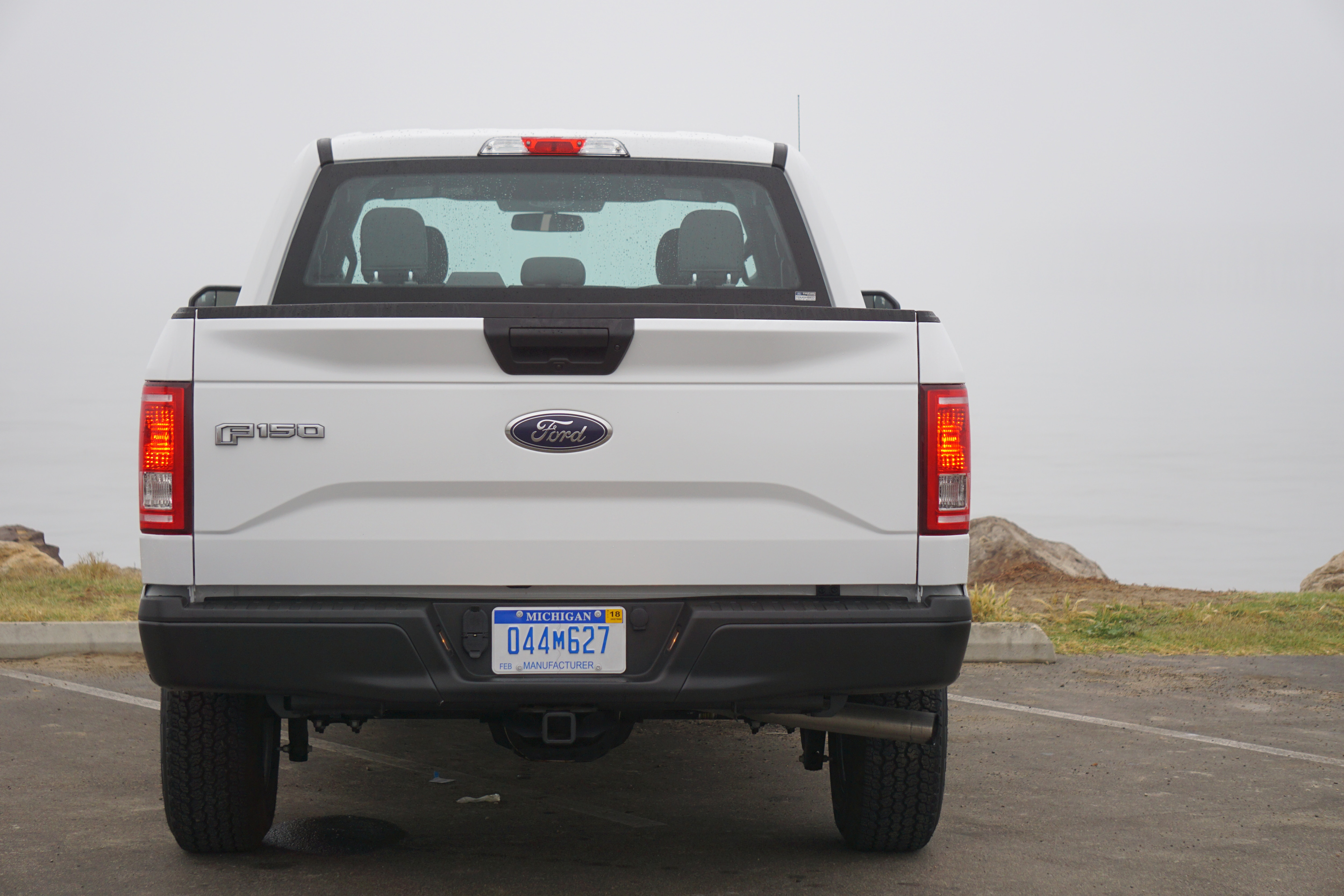 Ford Trailer Backup Assist >> One Week With: 2016 Ford F-150 XL Review