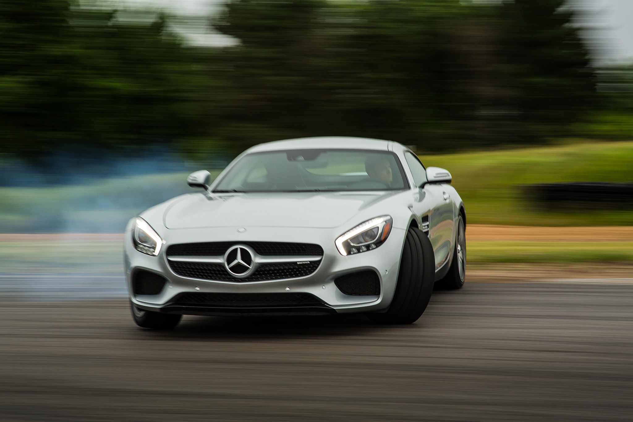 One Week With 2016 Mercedes Amg Gt S