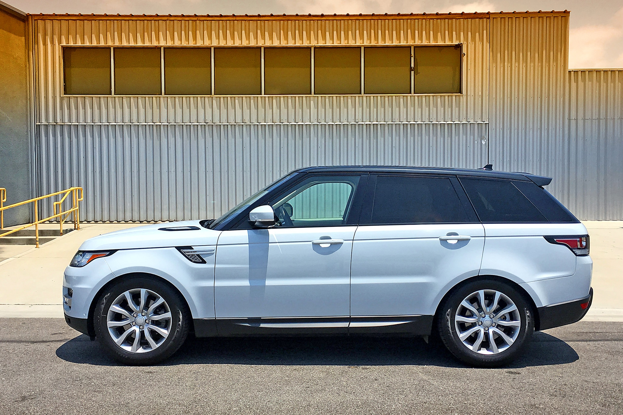 One Week With: 2016 Range Rover Sport HSE Td6
