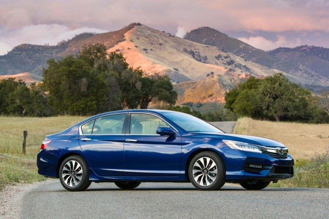 2017 Honda Accord Hybrid Touring Specifications