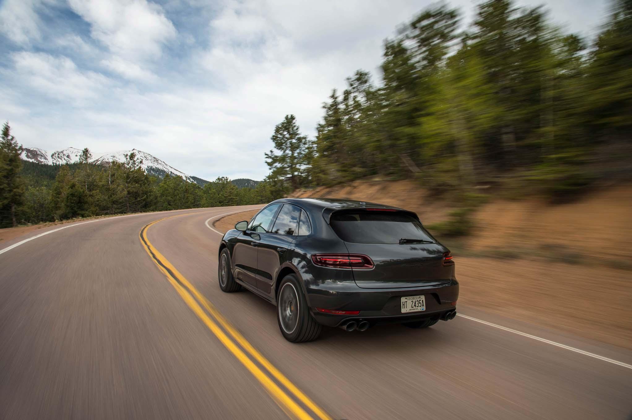 2017 Porsche Macan Gts One Week Review Automobile Magazine