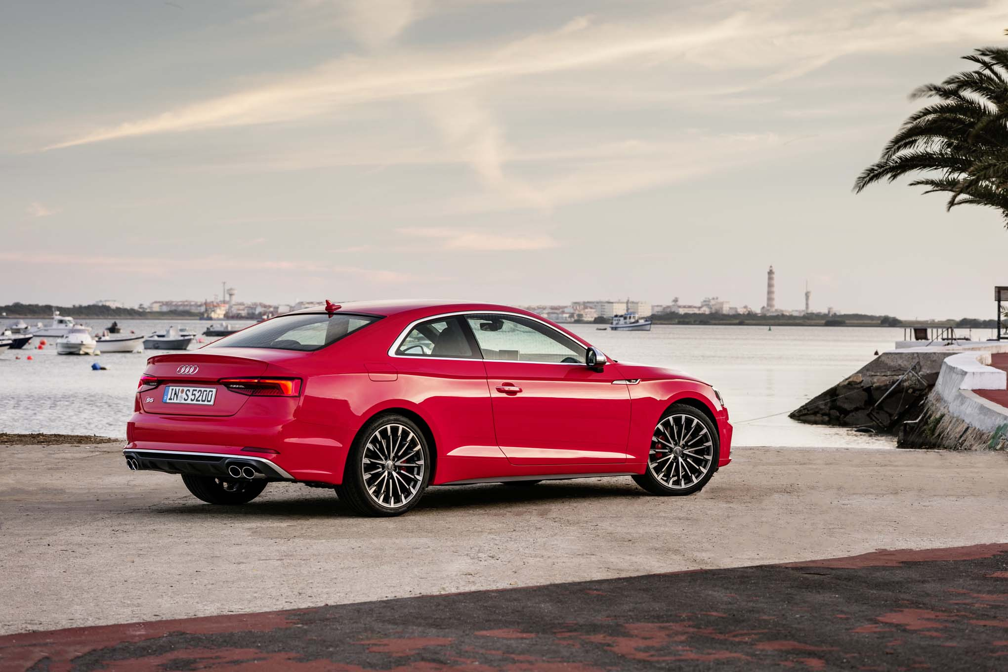 First Drive 2017 Audi A5 And S5