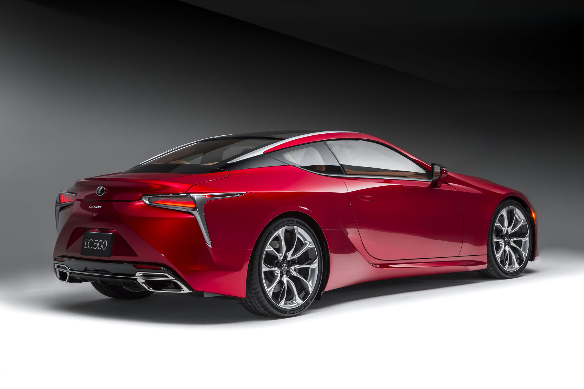 2018 Lexus LC 500 ing Next May Armed With 471 Horsepower