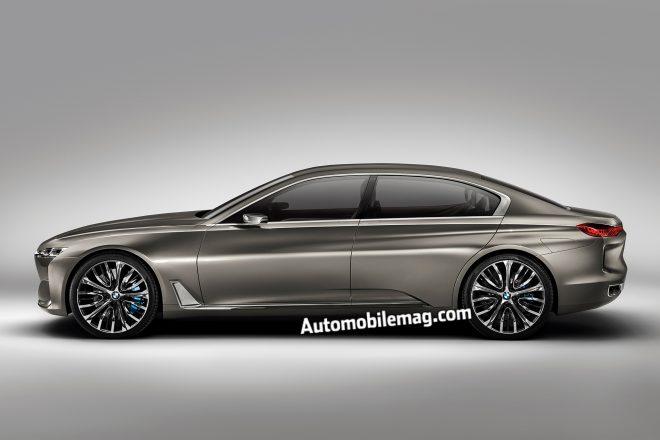 BMW 9 Series