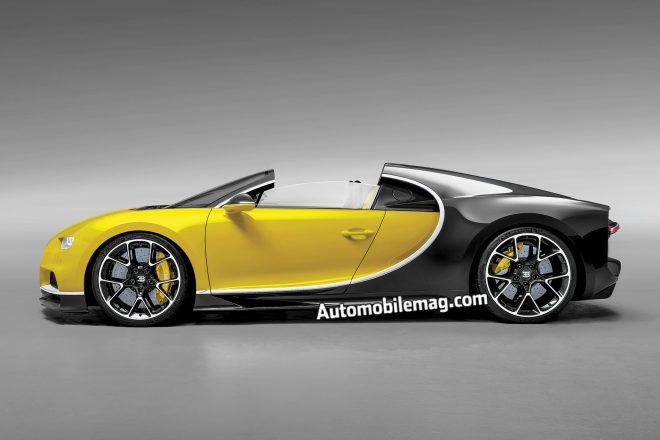 Bugatti Chiron Grand Sport