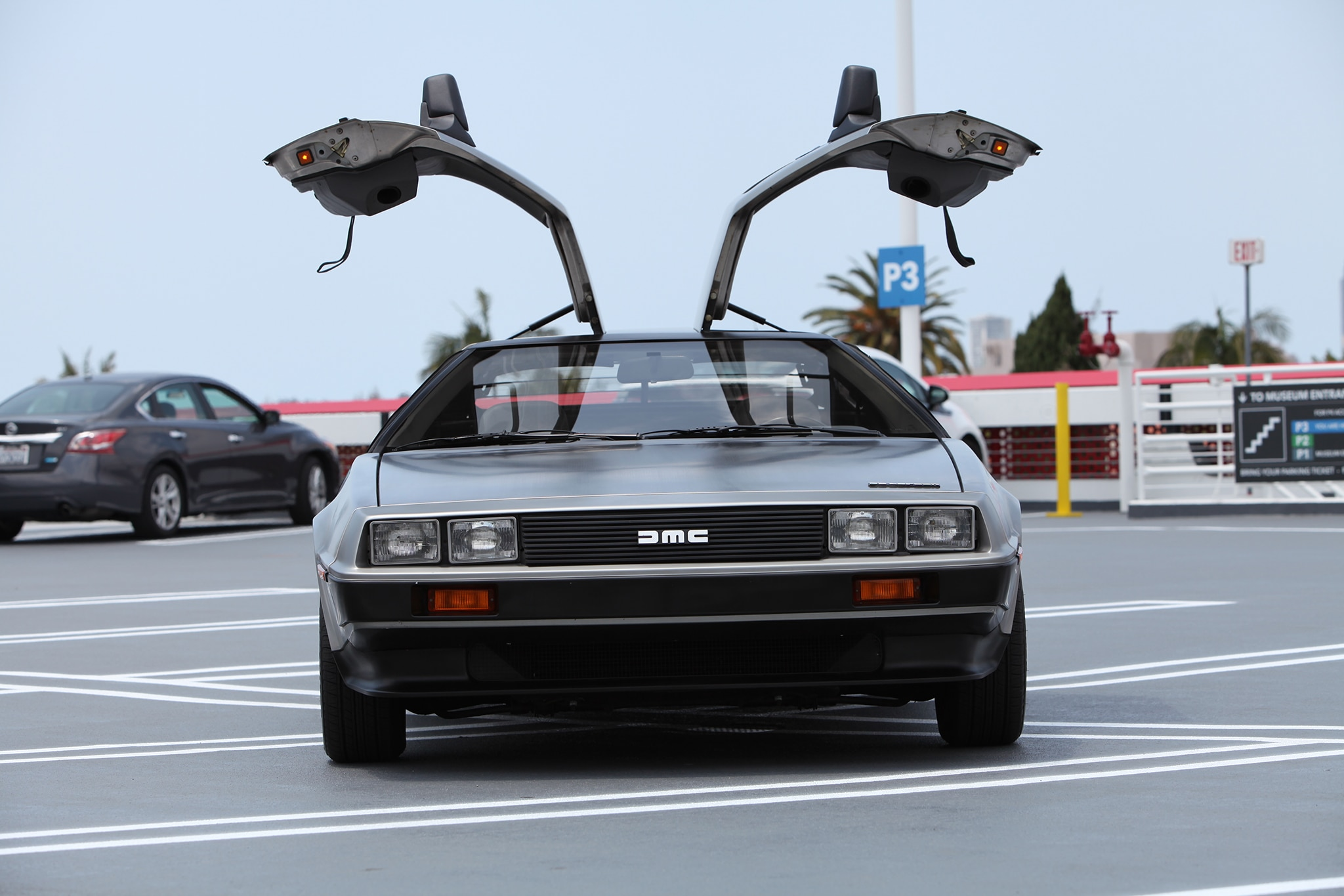 Show more & A Perfectly Restored DeLorean DMC-12 Could Be Yours