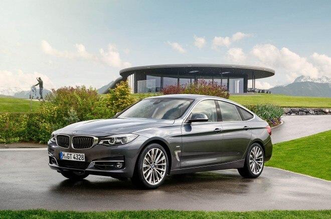 Euro spec BMW 3 Series Gran Turismo 17
