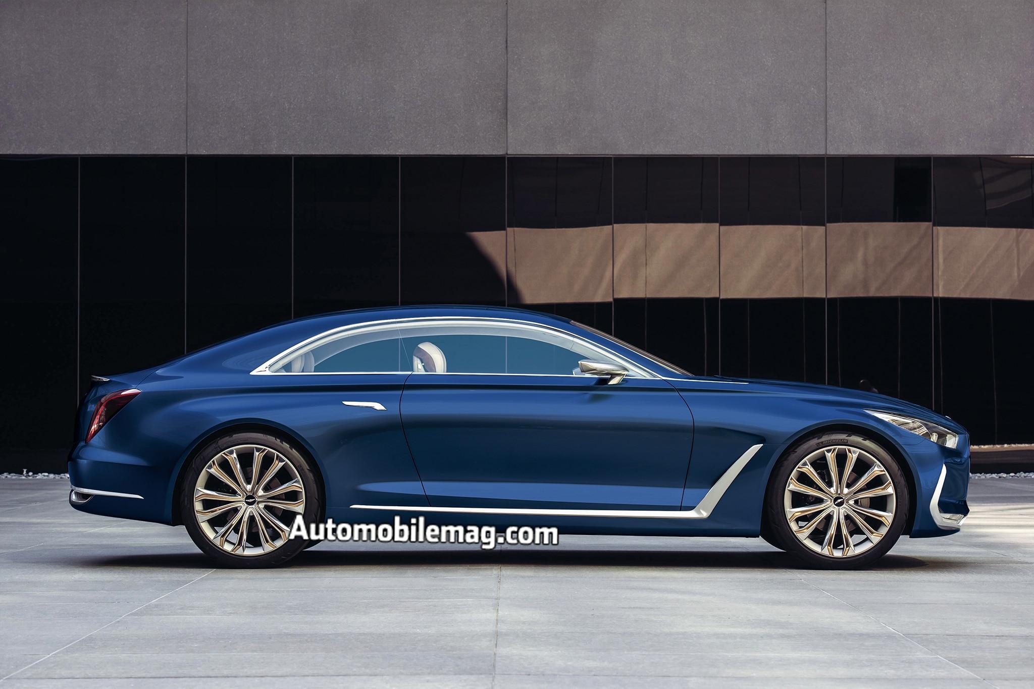 2016 Hyundai Genesis Coupe >> 25 Future Cars You Won't Want to Miss | Automobile Magazine