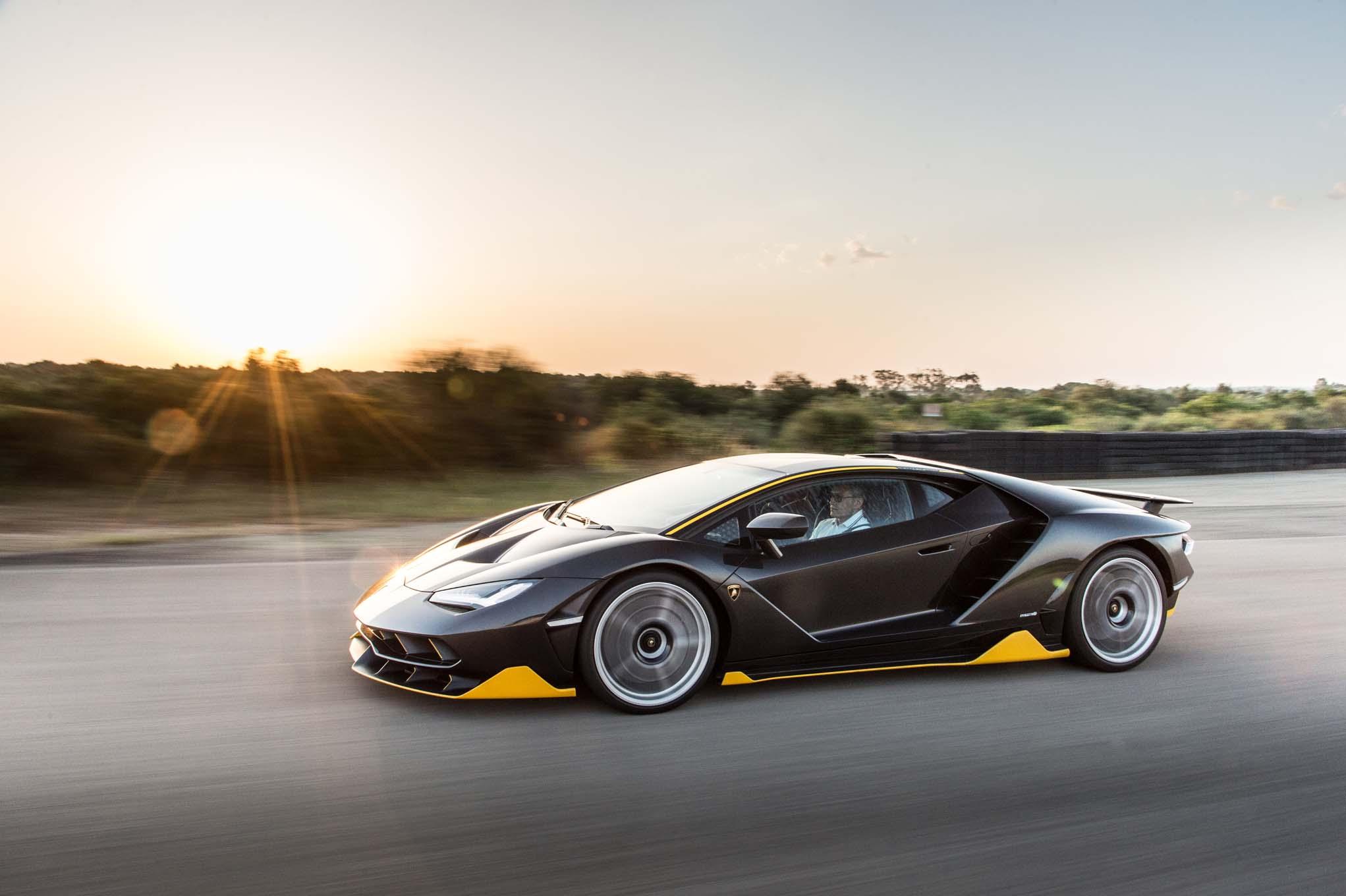 First Drive Lamborghini Centenario Lp 770 4