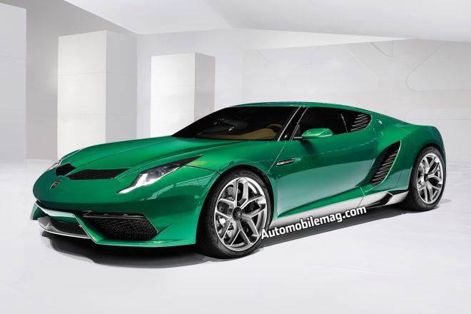 Lamborghini Miura New