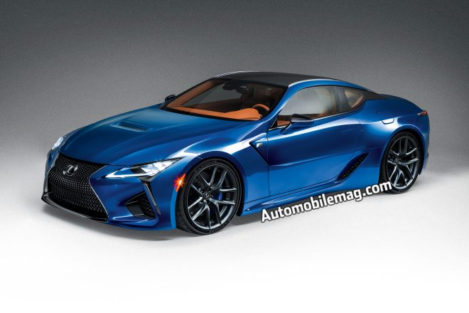 Great Lexus LC F