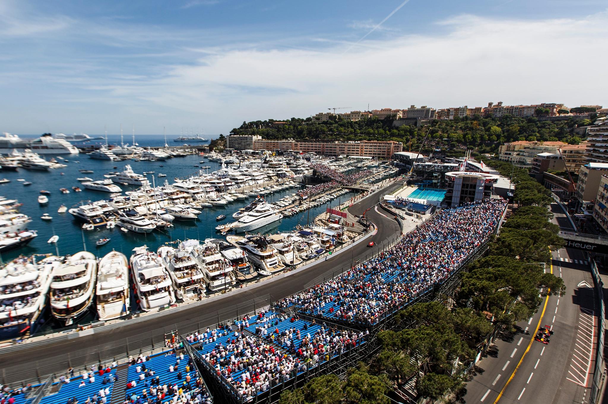 Monaco Yacht Slip Overview