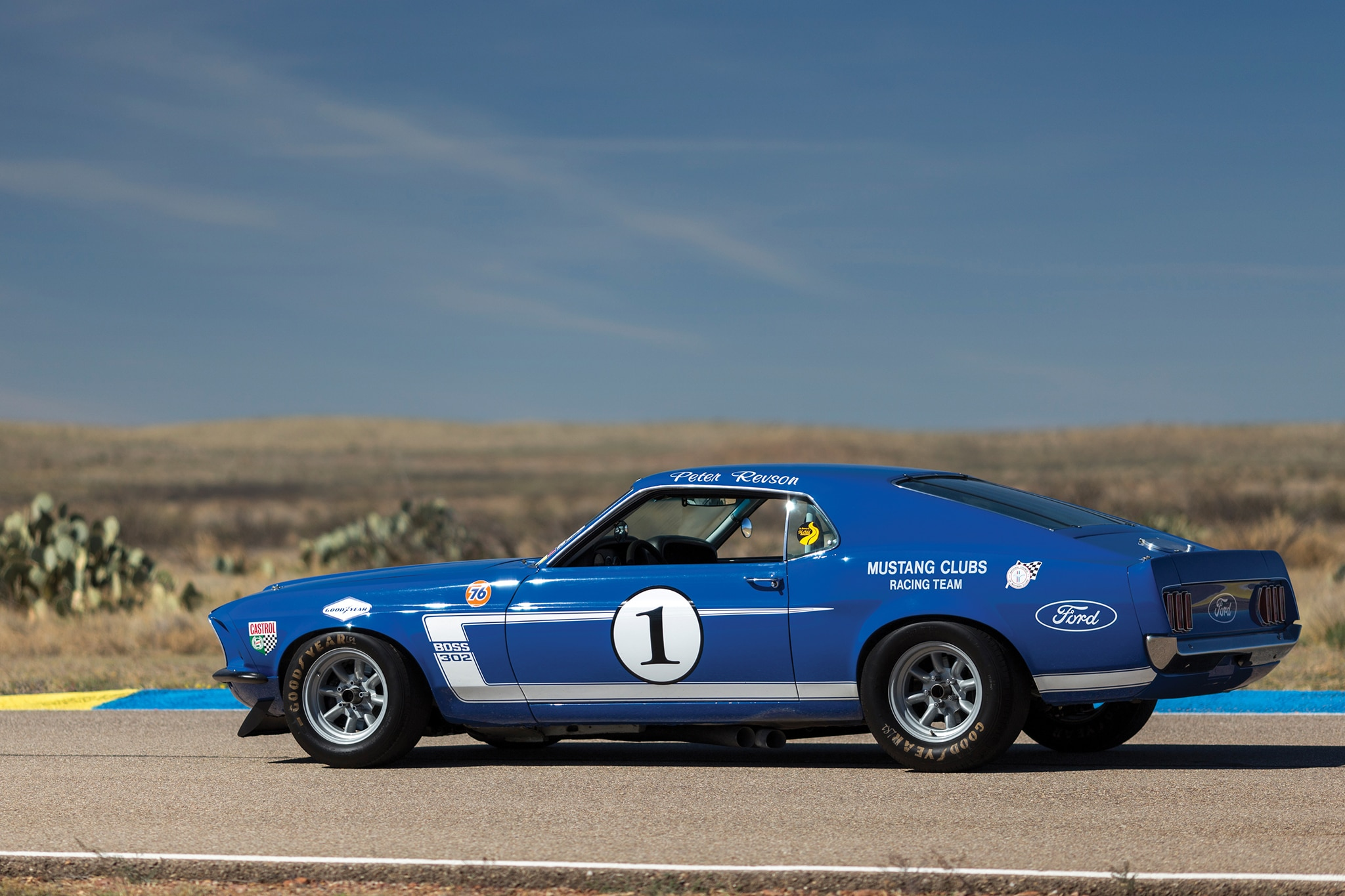 Buy An Entire Historic Ford Racing Team At Rm Sotheby S