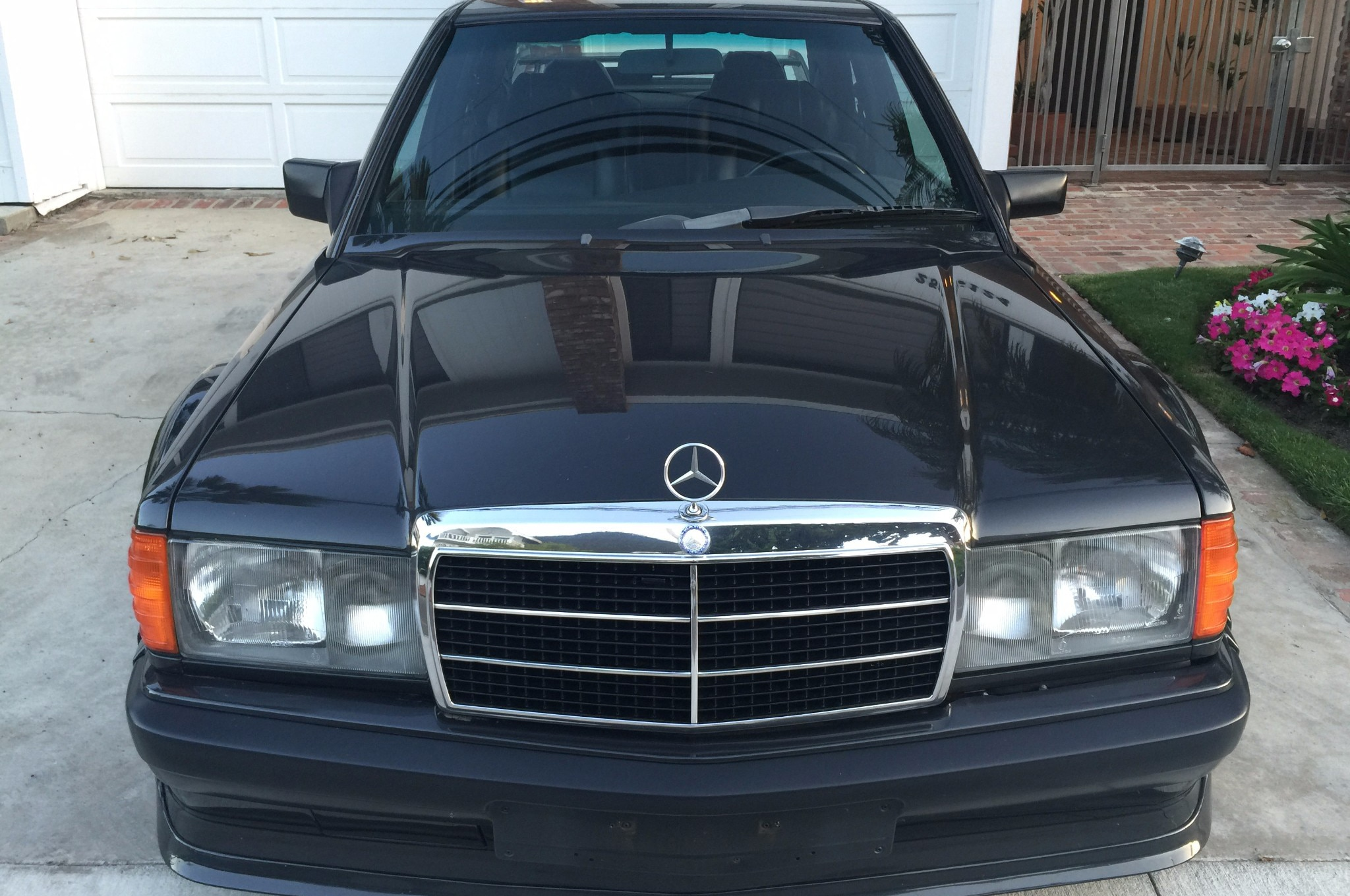 This 1990 Mercedes-Benz 190E 2 5-16 Evolution is the Perfect