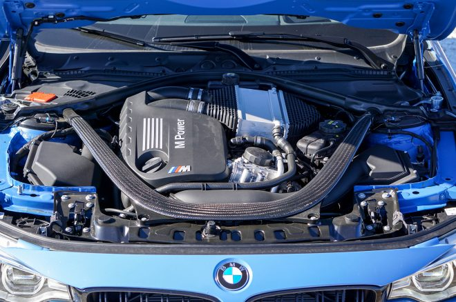2016 BMW M4 competition package engine 02