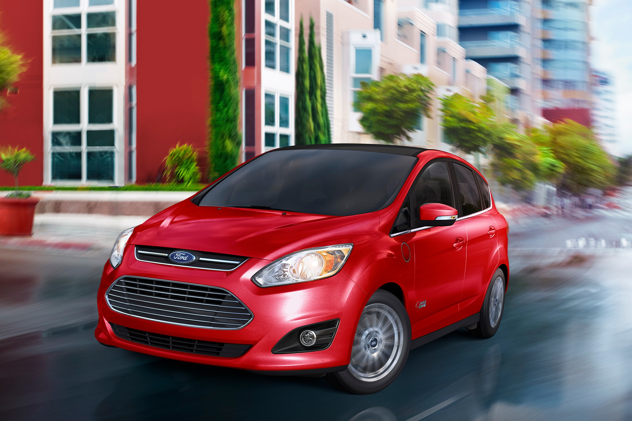 C Max Energi >> 2016 Ford C-Max Energi SEL Review | Automobile Magazine