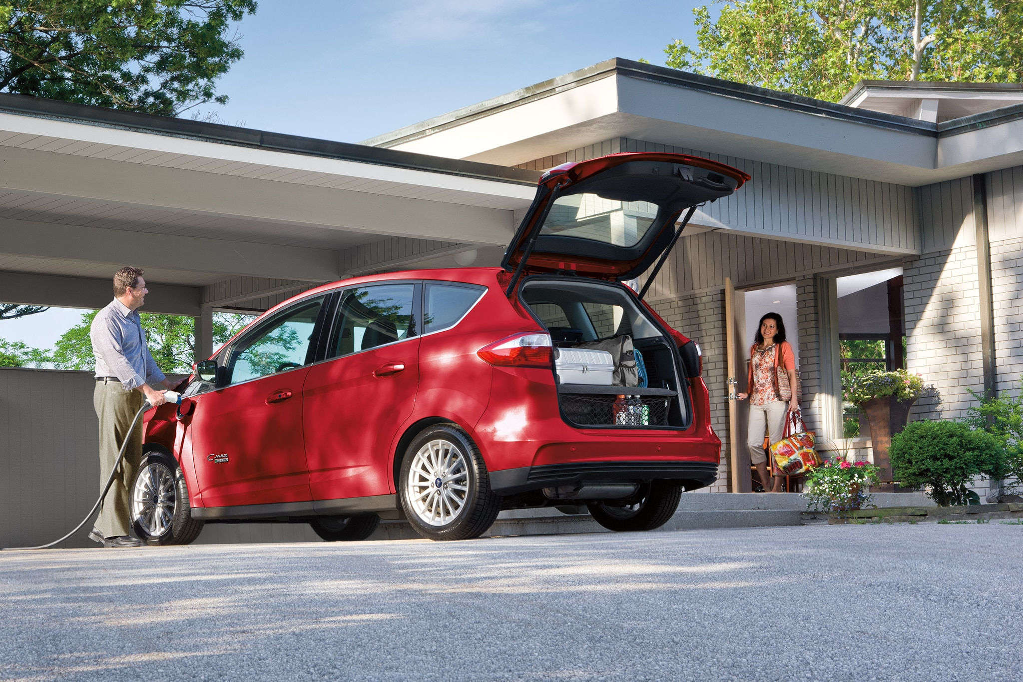 Ford C Max Energi Price >> 2016 Ford C-Max Energi SEL Review | Automobile Magazine