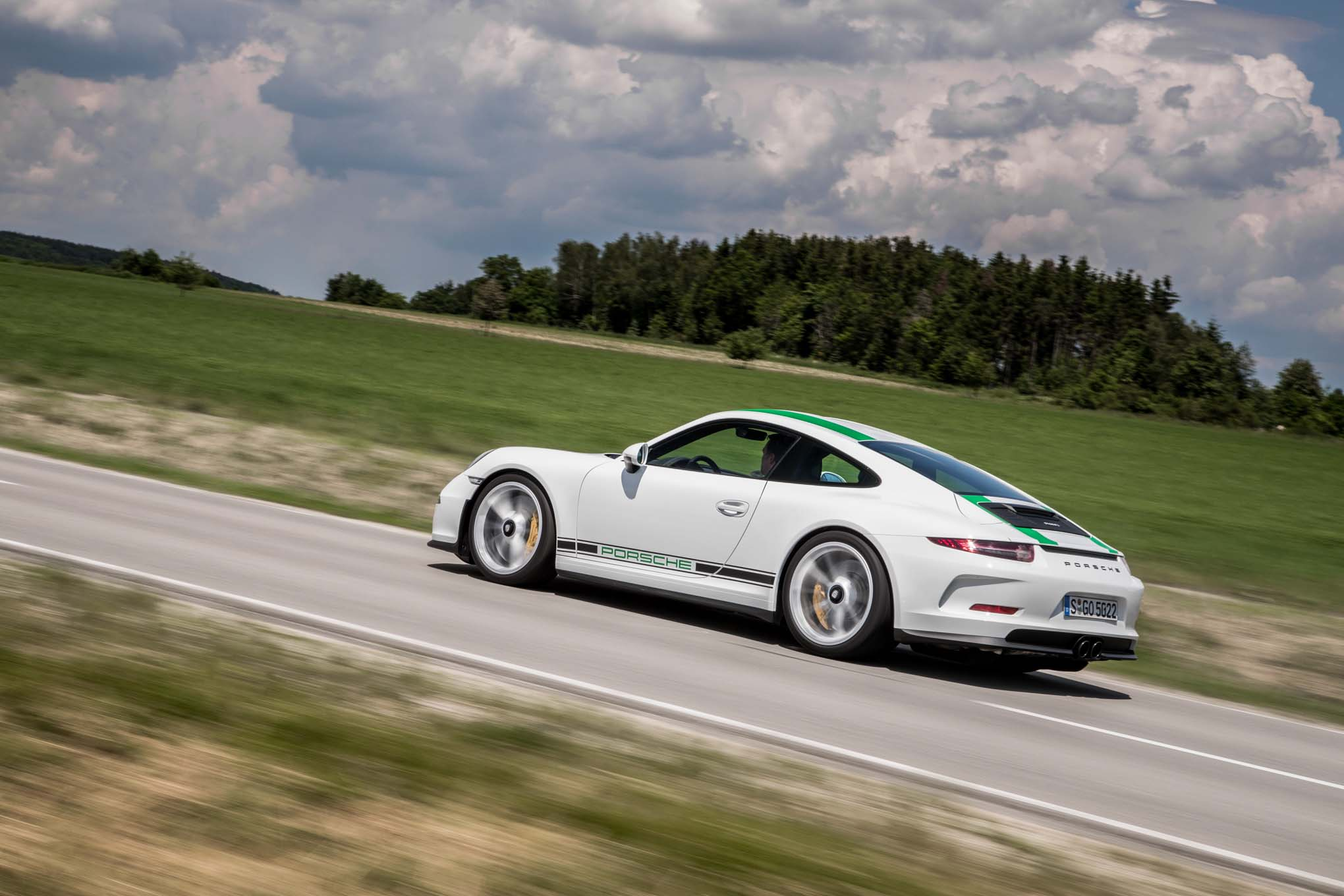 Though Magnitude Finance Believes The 911 R Is A
