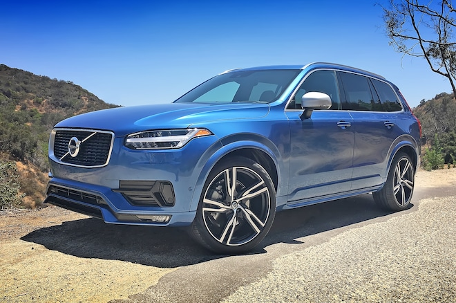 One Week With: 2016 Volvo XC90 T6 AWD R-Design ...