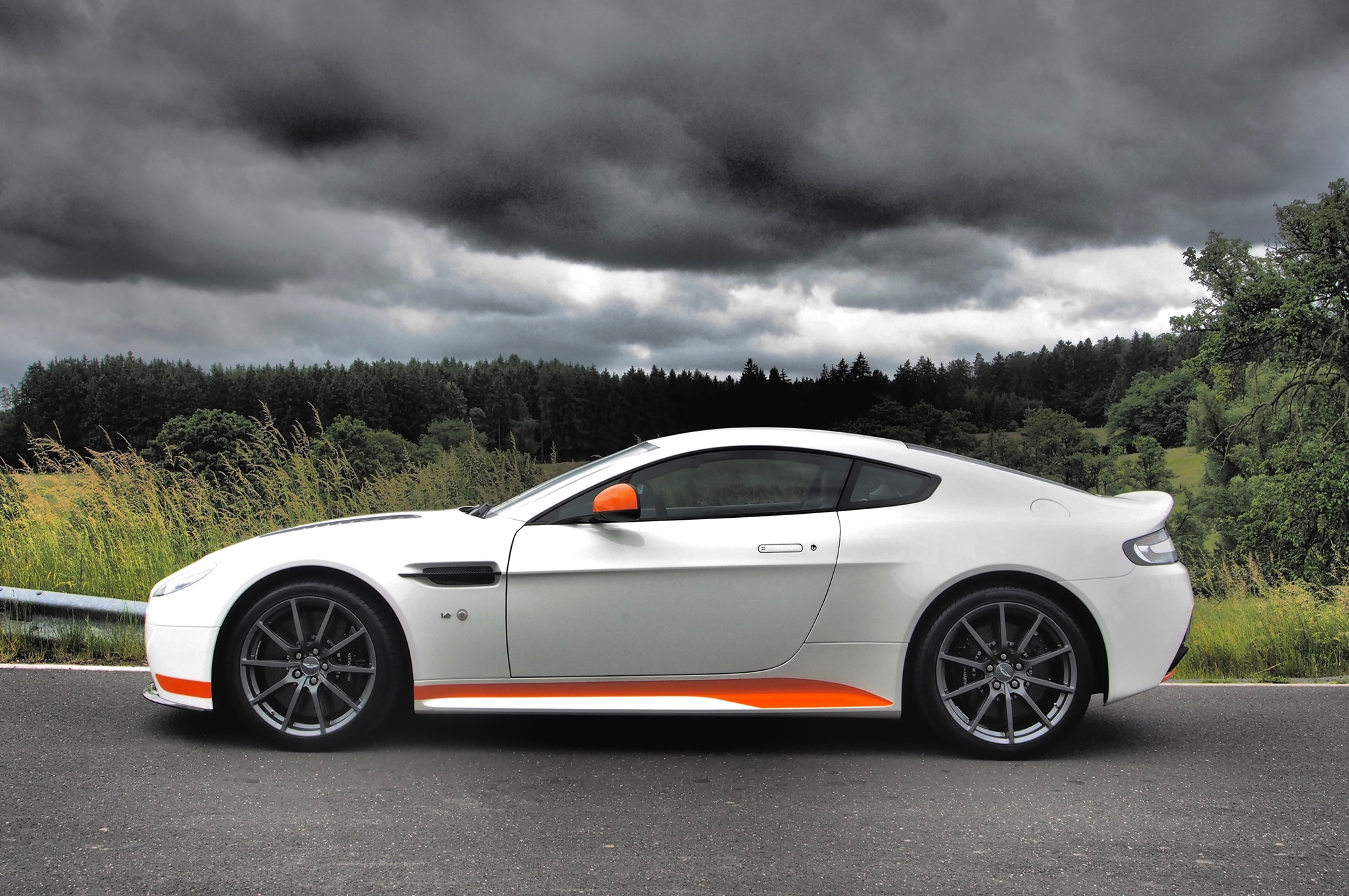 Aston Martin V Vantage S One Week Review Automobile Magazine - Aston martin vantage v12
