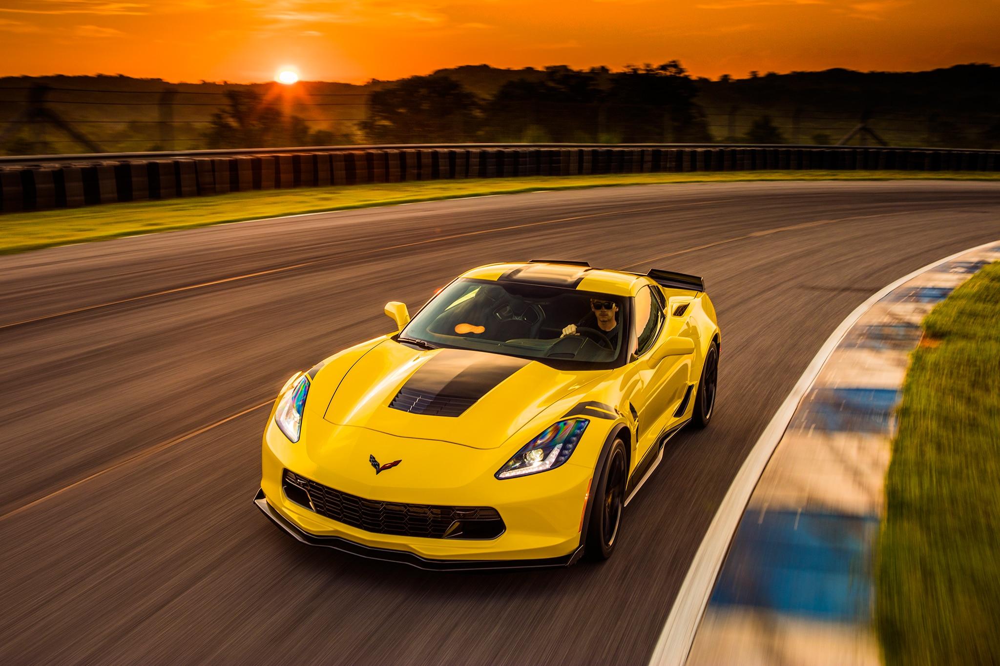 2017 Chevrolet Corvette Grand Sport Automatic First Drive