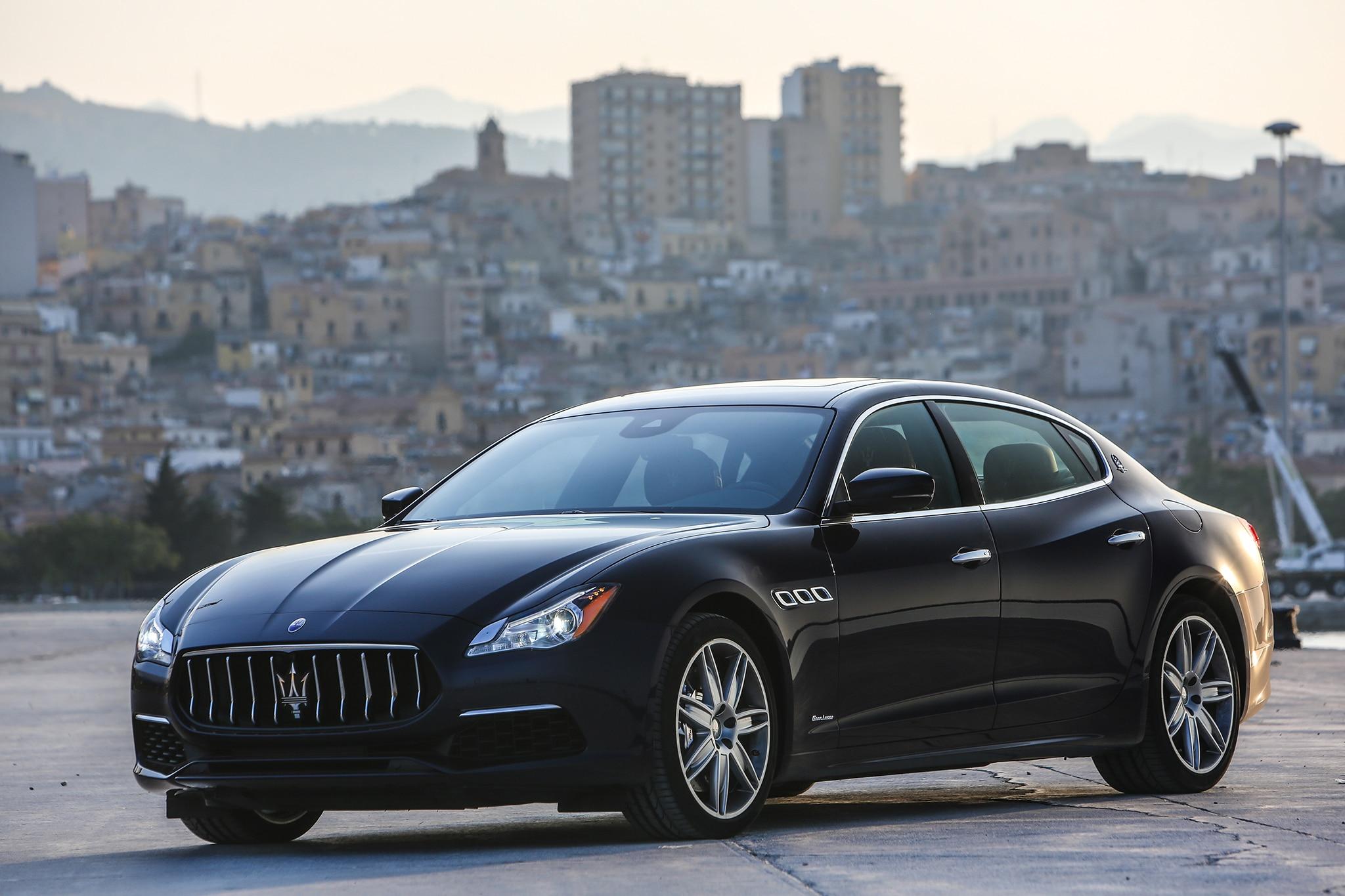 Maserati Sedan 2017 >> 2017 Maserati Quattroporte Review