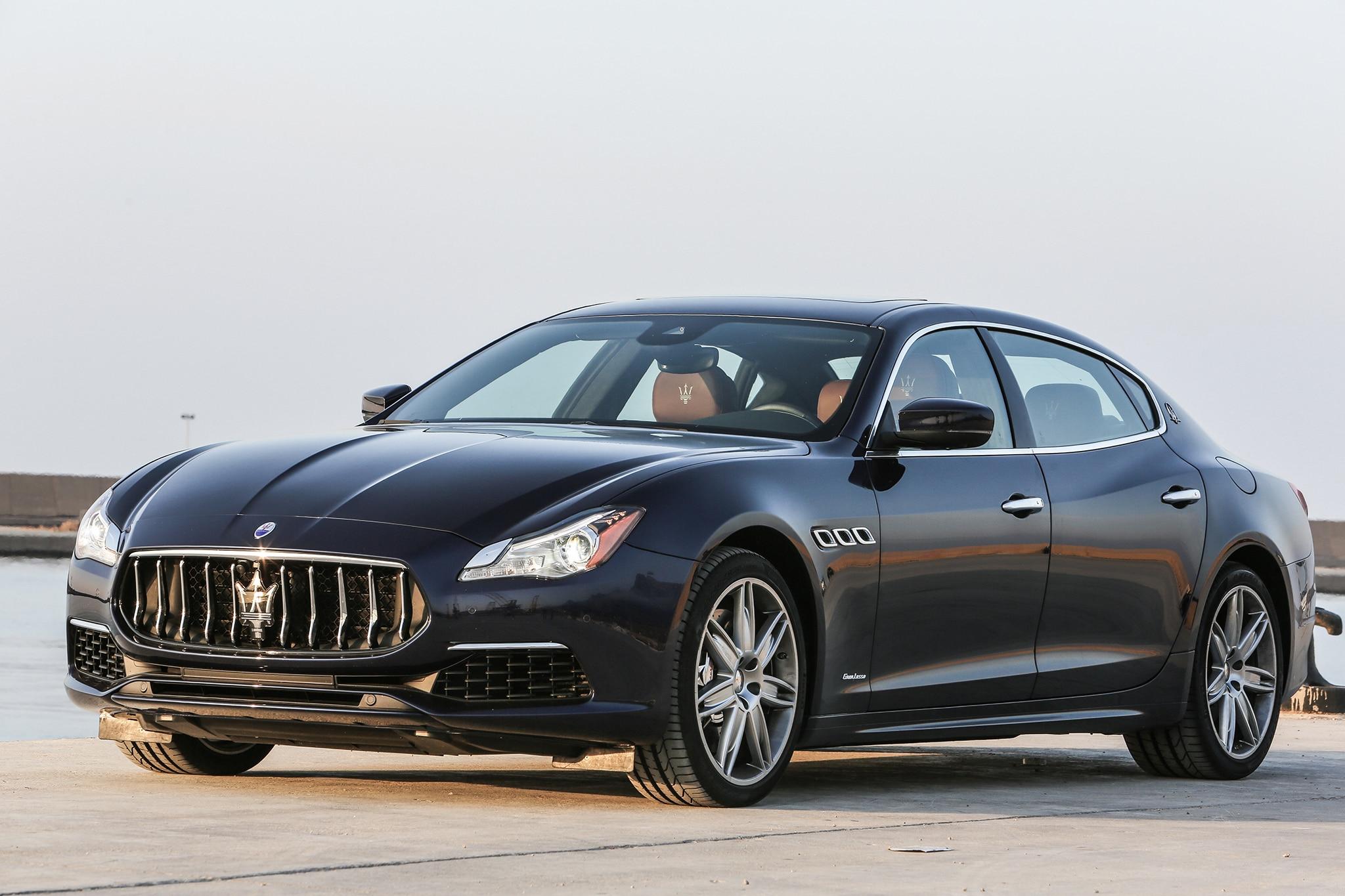 Latest Cadillac Escalade >> 2017 Maserati Quattroporte Review