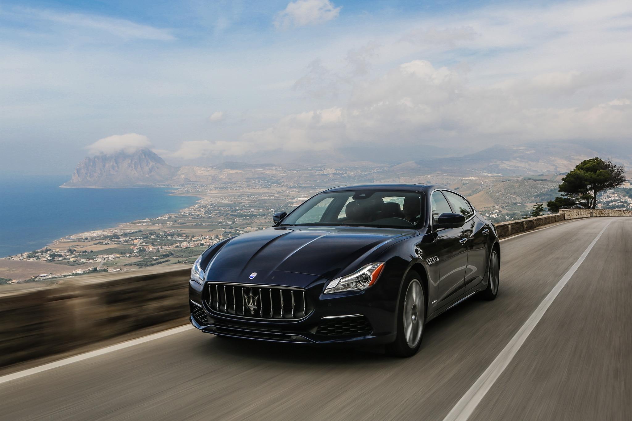 2017 Maserati Quattroporte Review