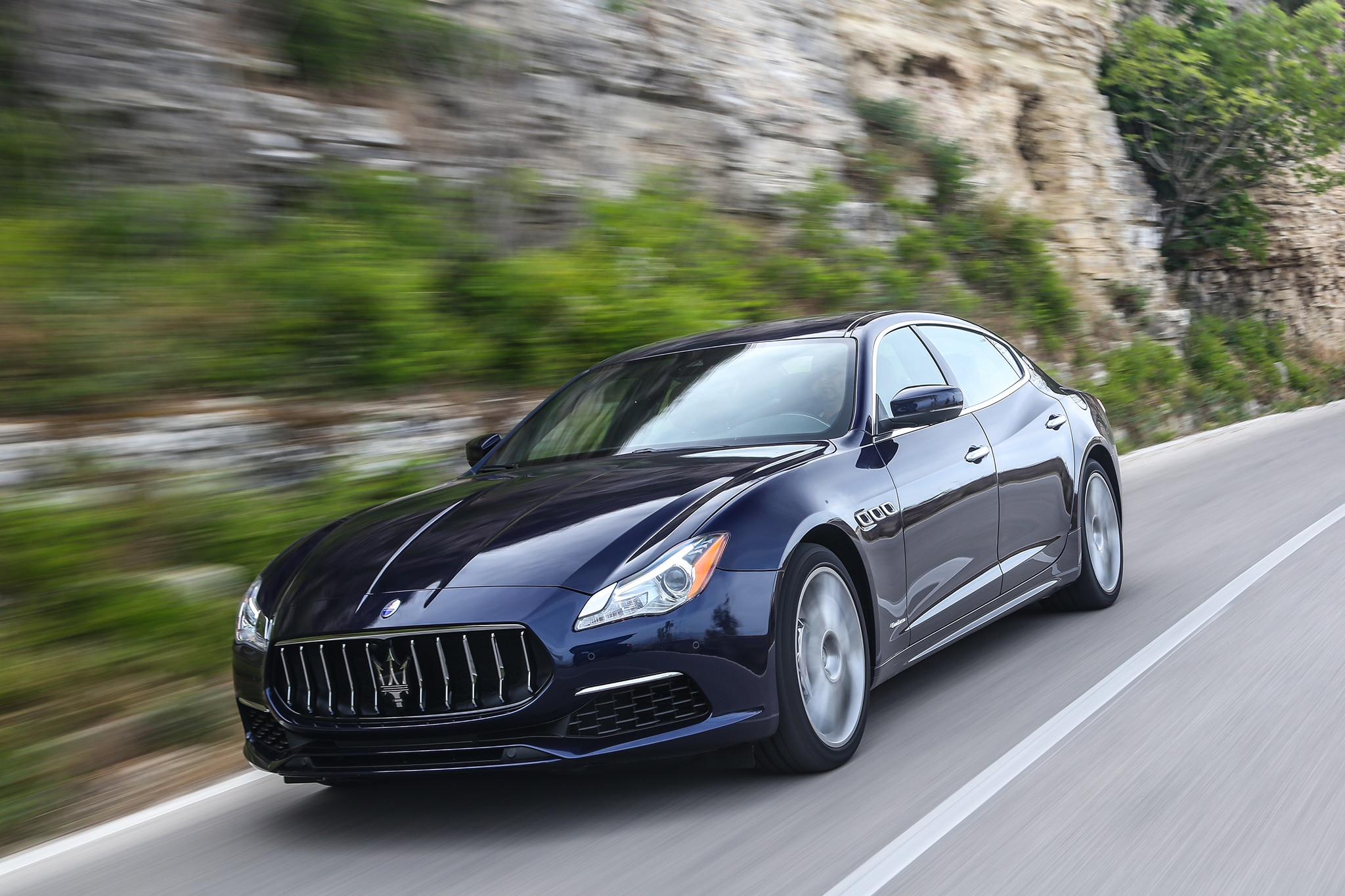 2017 Maserati Quattroporte S Q4 >> 2017 Maserati Quattroporte Review