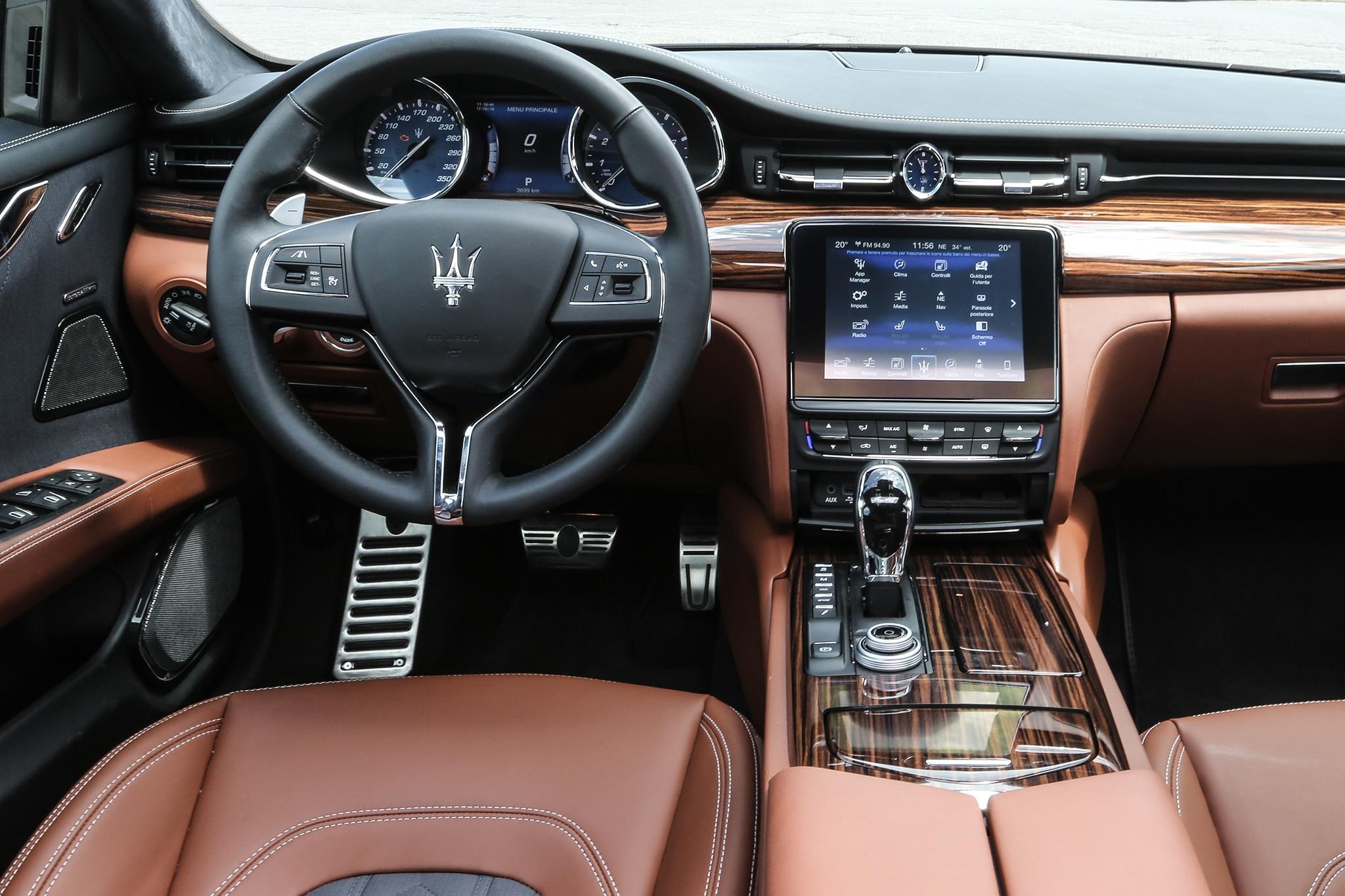 2017 Maserati Quattroporte S Q4 Granlusso One Week Review