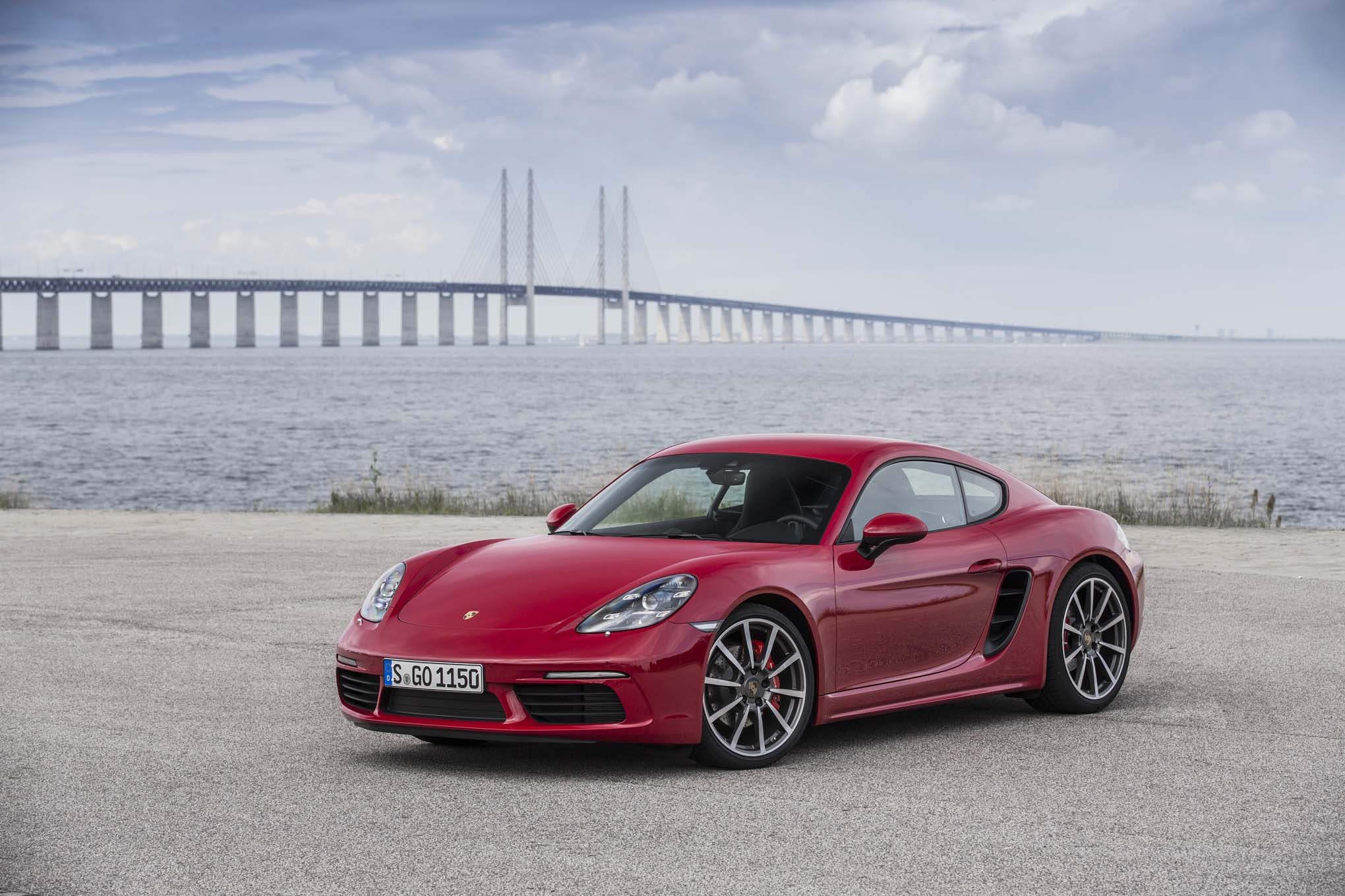 2017 porsche 718 cayman first drive | automobile magazine