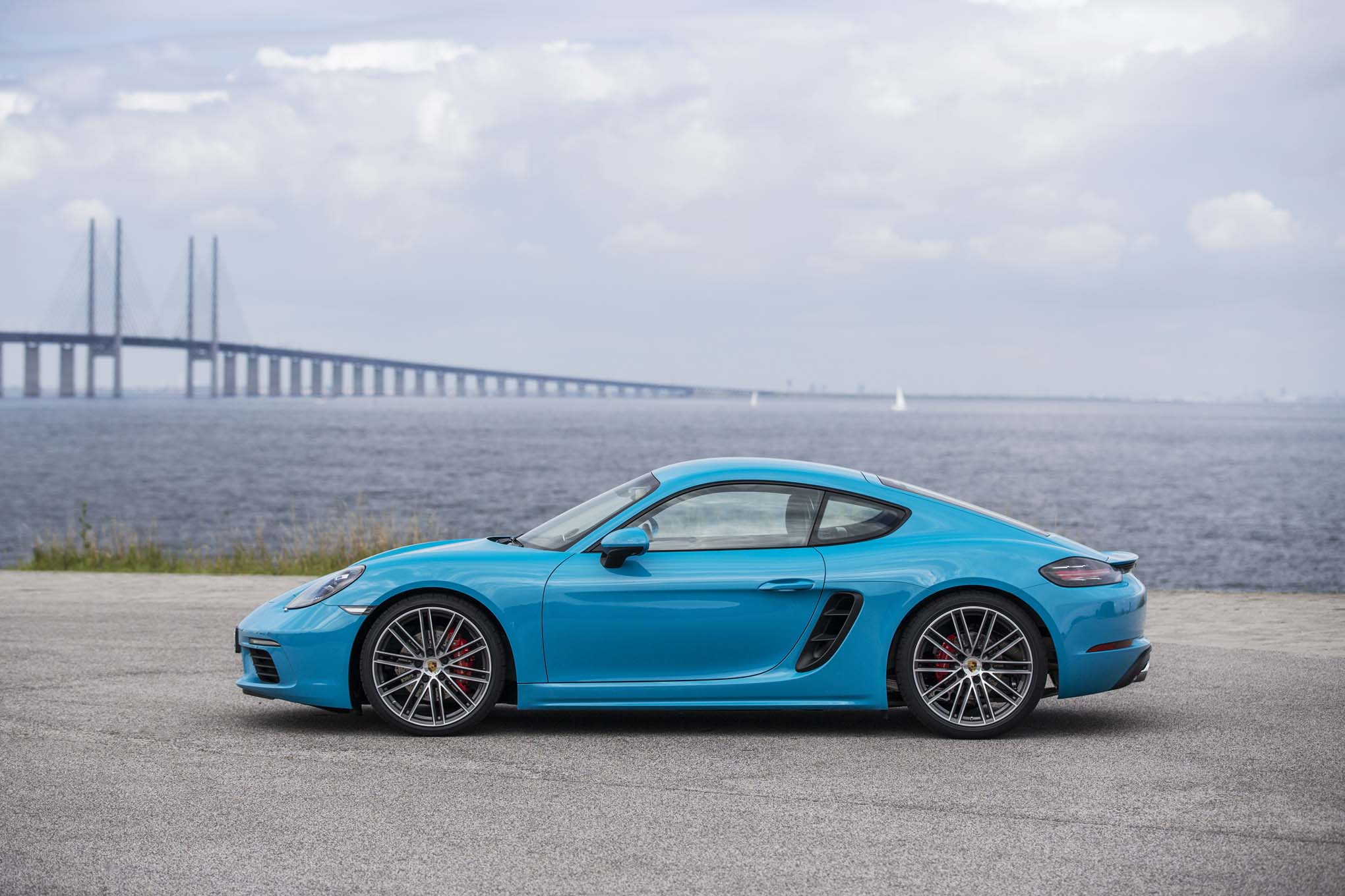 2017 Porsche 718 Cayman First Drive Automobile Magazine