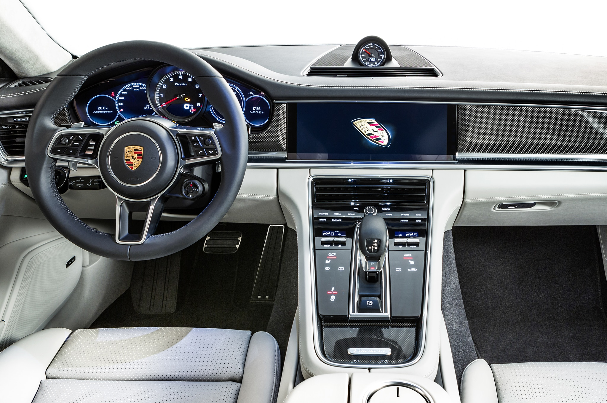 By Design 2017 Porsche Panamera