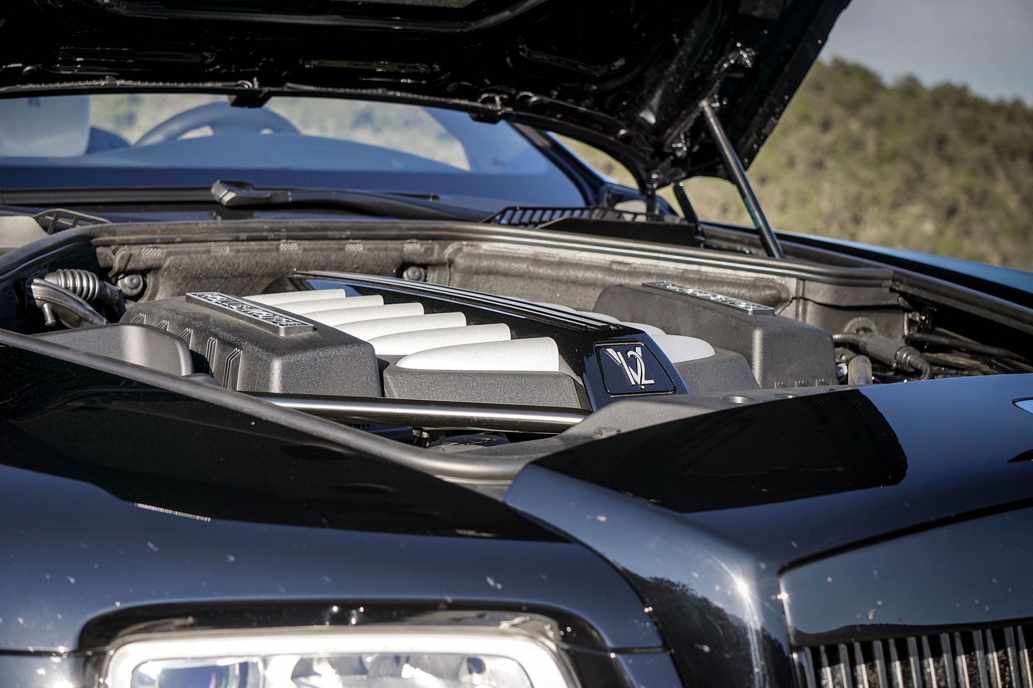 2017 Rolls-Royce Wraith Black Badge: 13 Things to Know