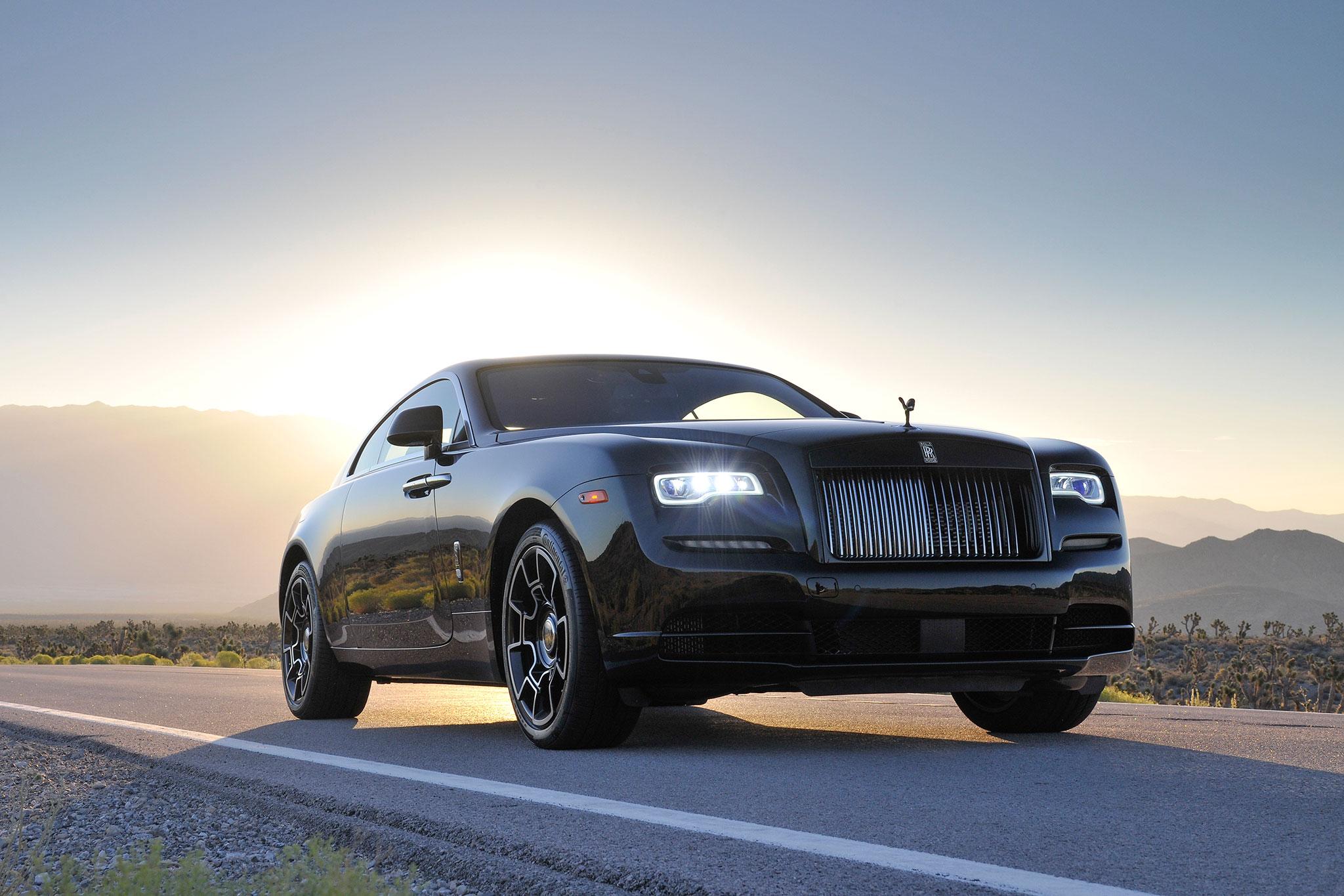 2017 rollsroyce wraith black badge first drive