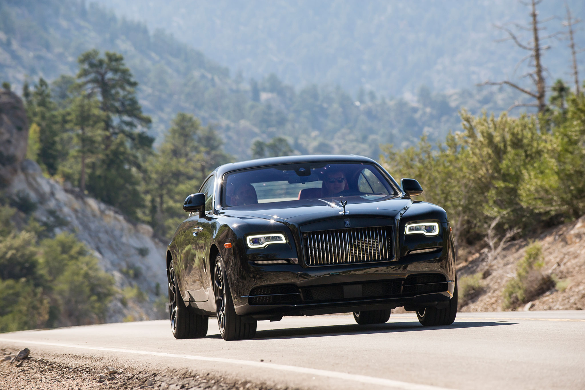 2017 Rolls-Royce Wraith Black Badge First Drive