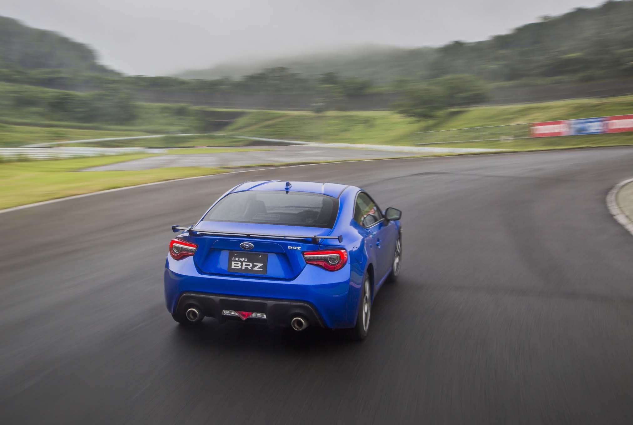 First Drive: 2017 Subaru BRZ | Automobile Magazine