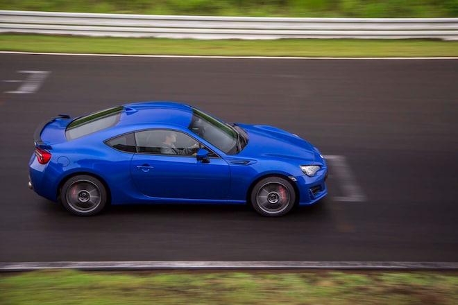 Subaru Brz 0 60 >> First Drive 2017 Subaru Brz Automobile