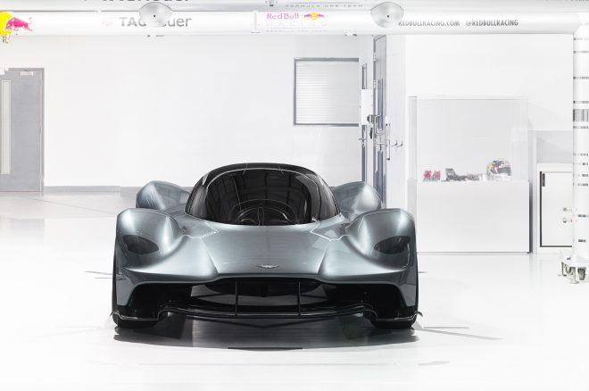 Aston Martin AM RB front