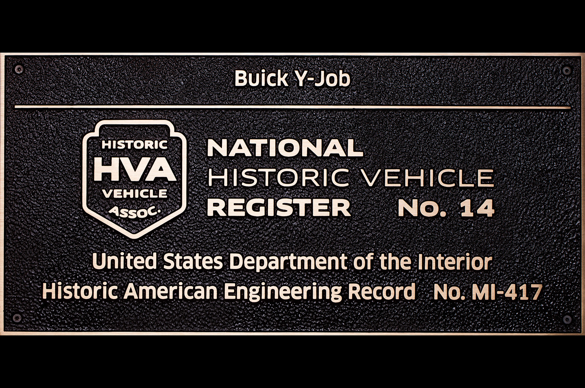 1938 Buick Y-Job Concept Added to National Historic Vehicle Register