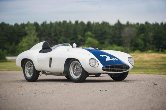 1955 Ferrari 750 Monza Spider RM Sothebys 01