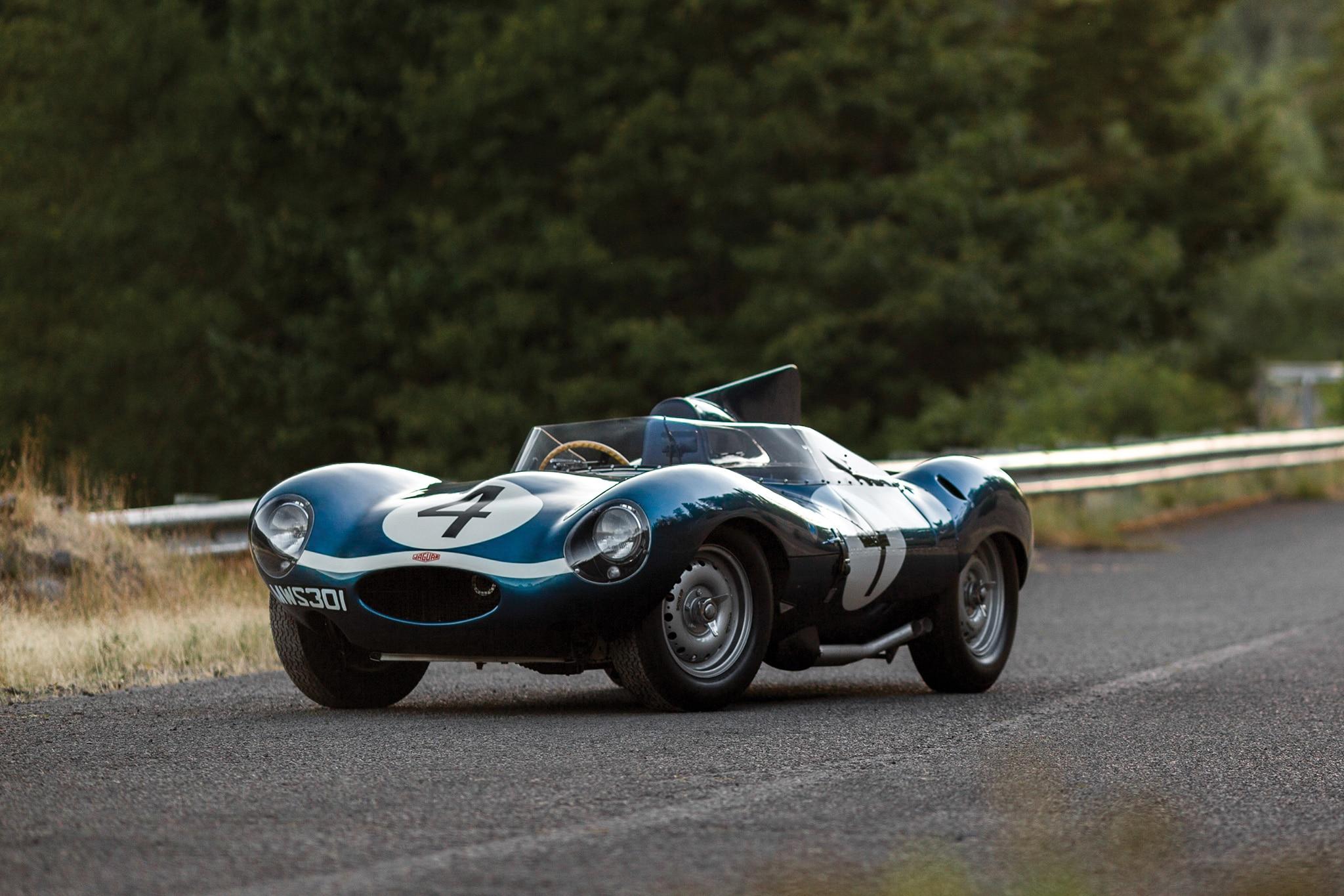 1955 Jaguar D Type RM Sothebys 02