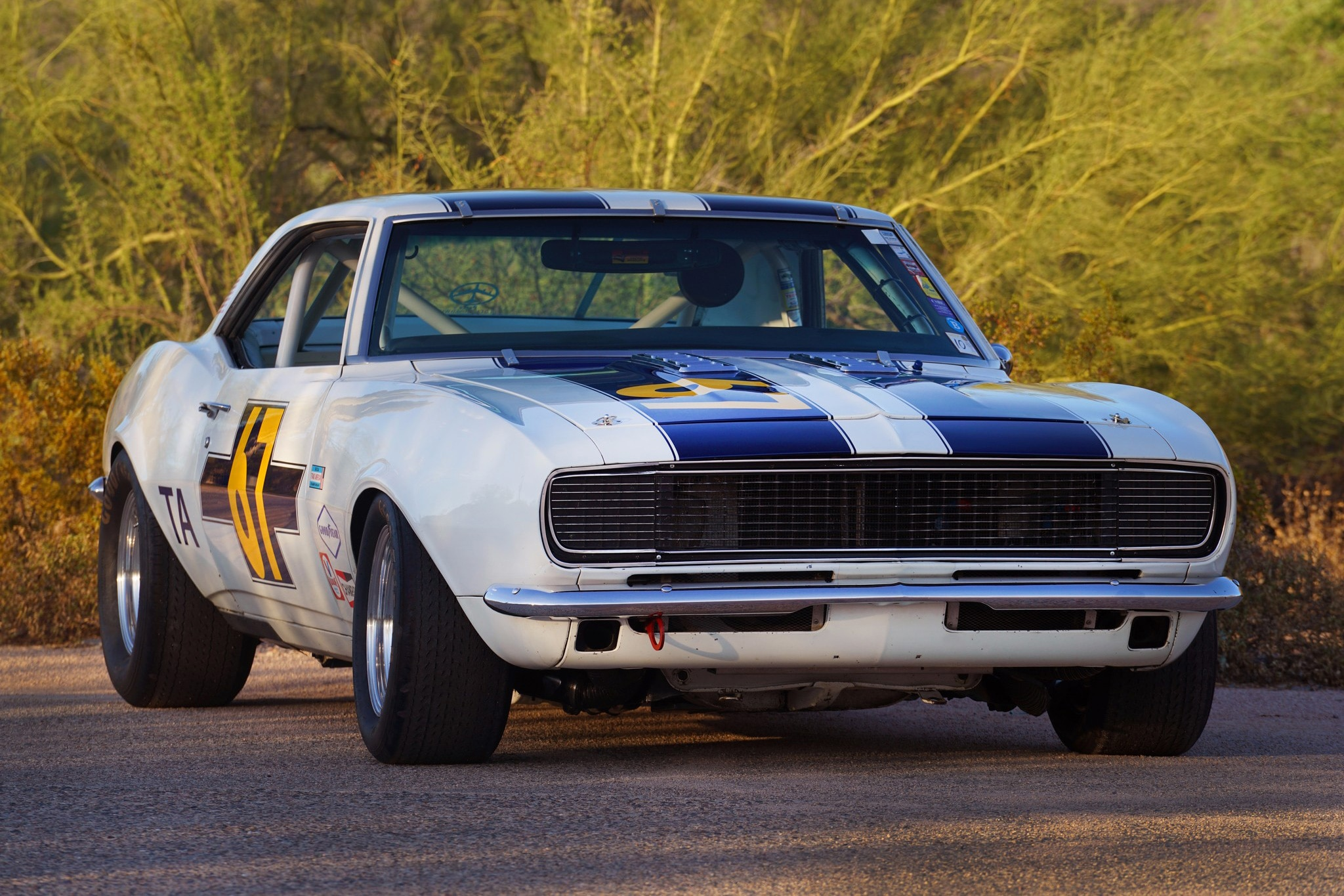 Buy This Trans Am 1968 Chevrolet Camaro And Race At Mmr Automobile Ad Conner Golden