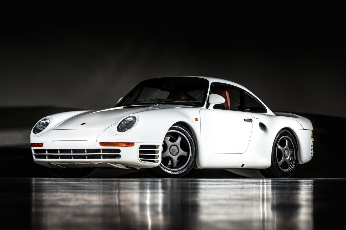 This Resto Mod Canepa Porsche 959 Makes 763 Horsepower Automobile Magazine