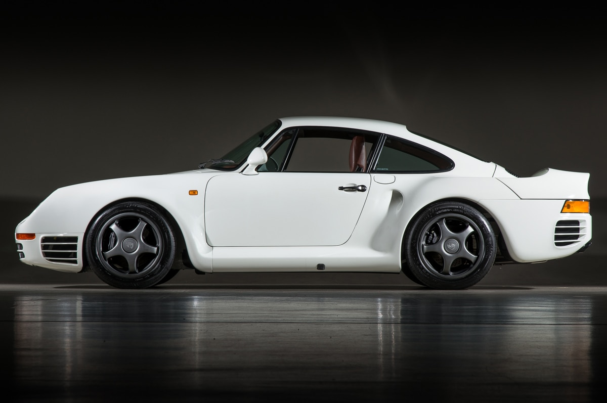This Resto Mod Canepa Porsche 959 Makes 763 Horsepower