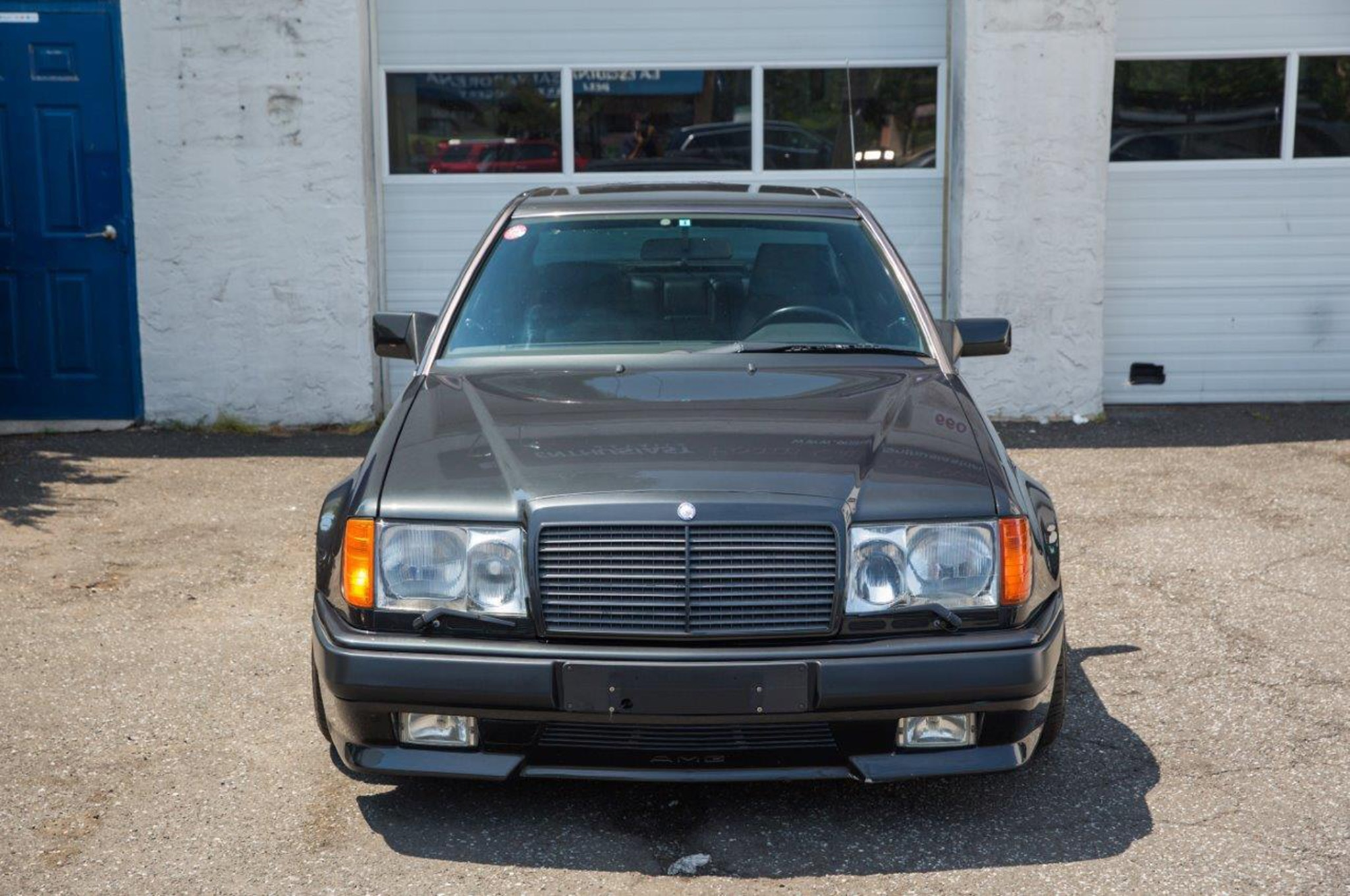 Rare 1990 Mercedes-Benz 300CE 3.4 AMG Up for Sale on eBay