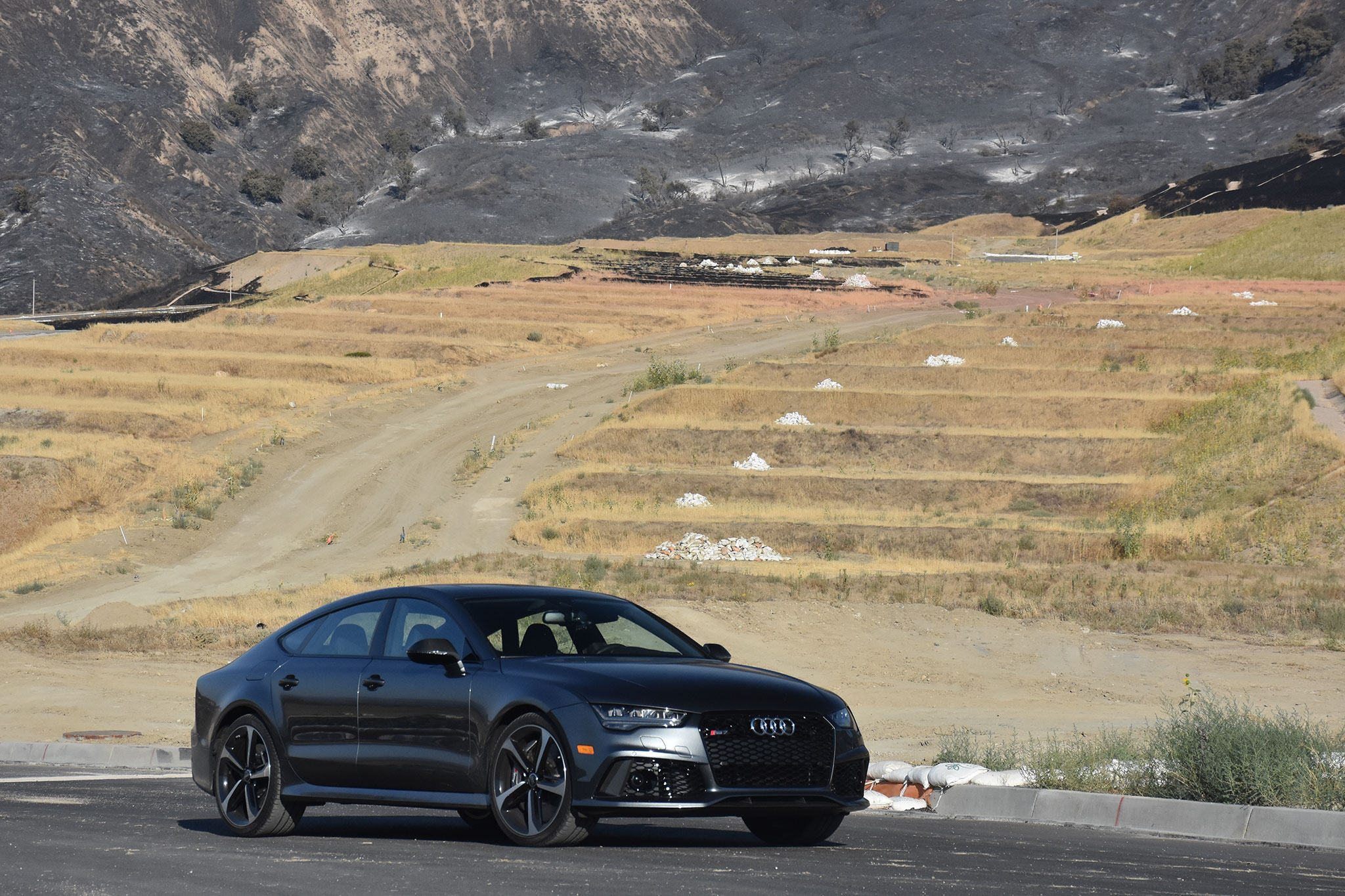 Audi Rs7 0 60 >> A Dangerous Situation In A 2016 Audi Rs7 Performance