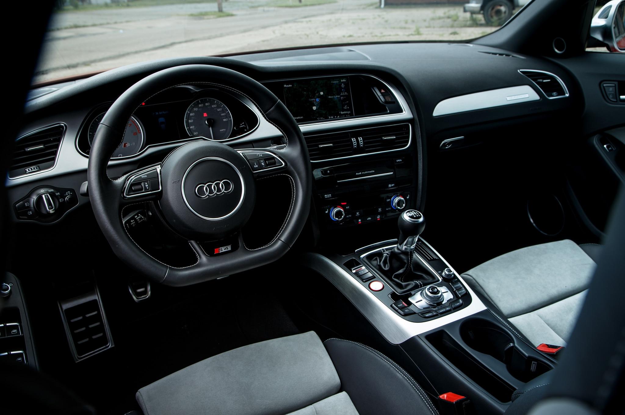 2017 audi s4 manual transmission